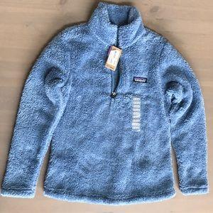 New* Patagonia Los Gatos 1/4-Zip Fleece Pullover